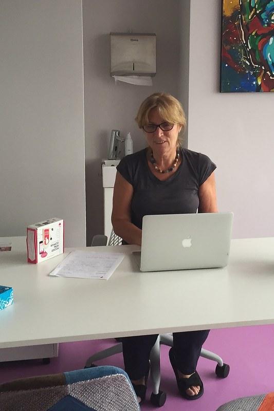 Prima zi de consultanță cu moașa la Intermedicas