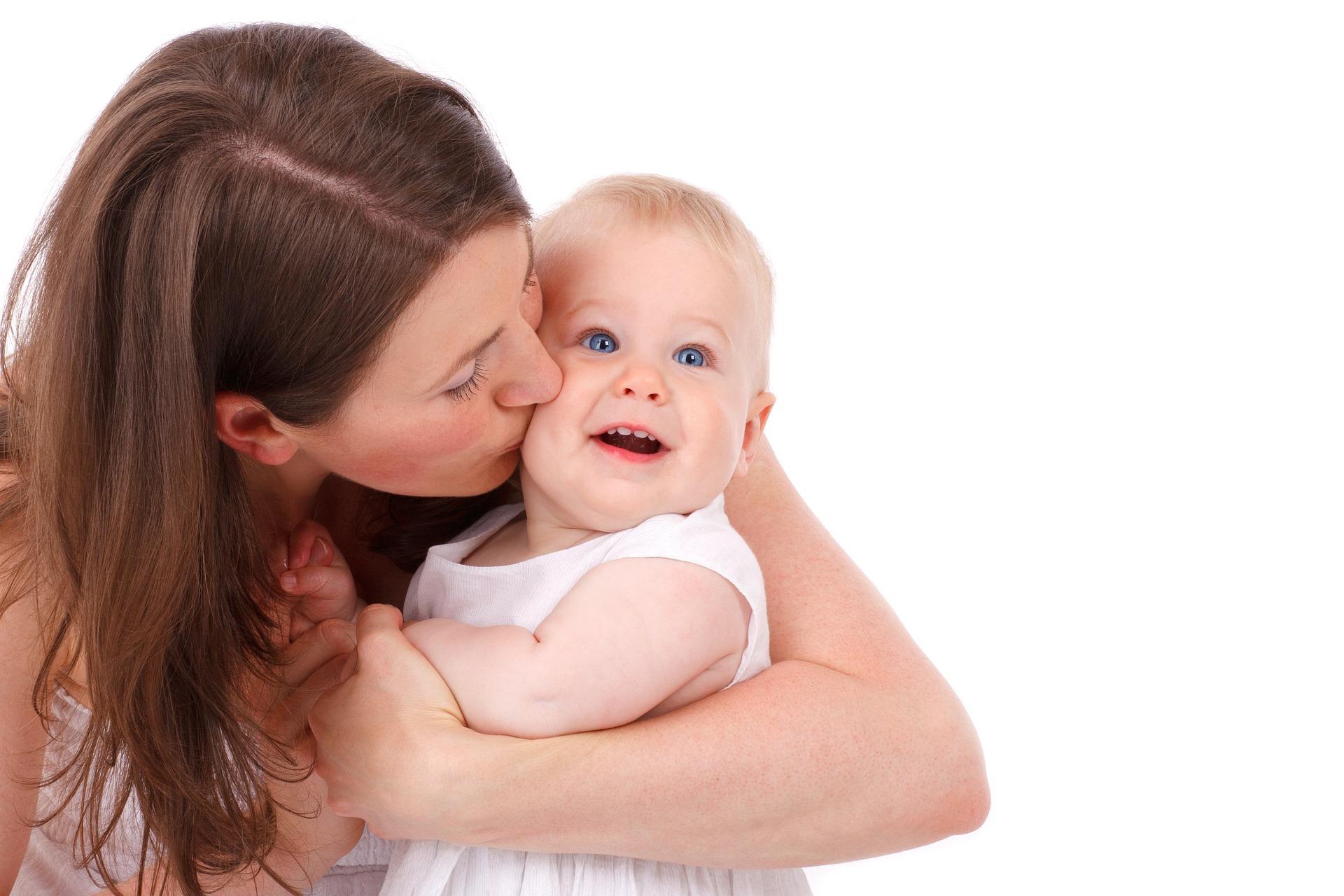 Legănatul bebeluşului şi undele Theta