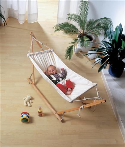 Un hamac pentru bebeluşul tău