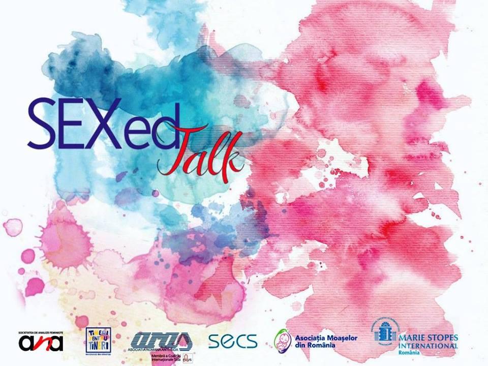 Invitație la dezbaterea SEXed Talk! TEMA: mamele adolescente și educația sexuală