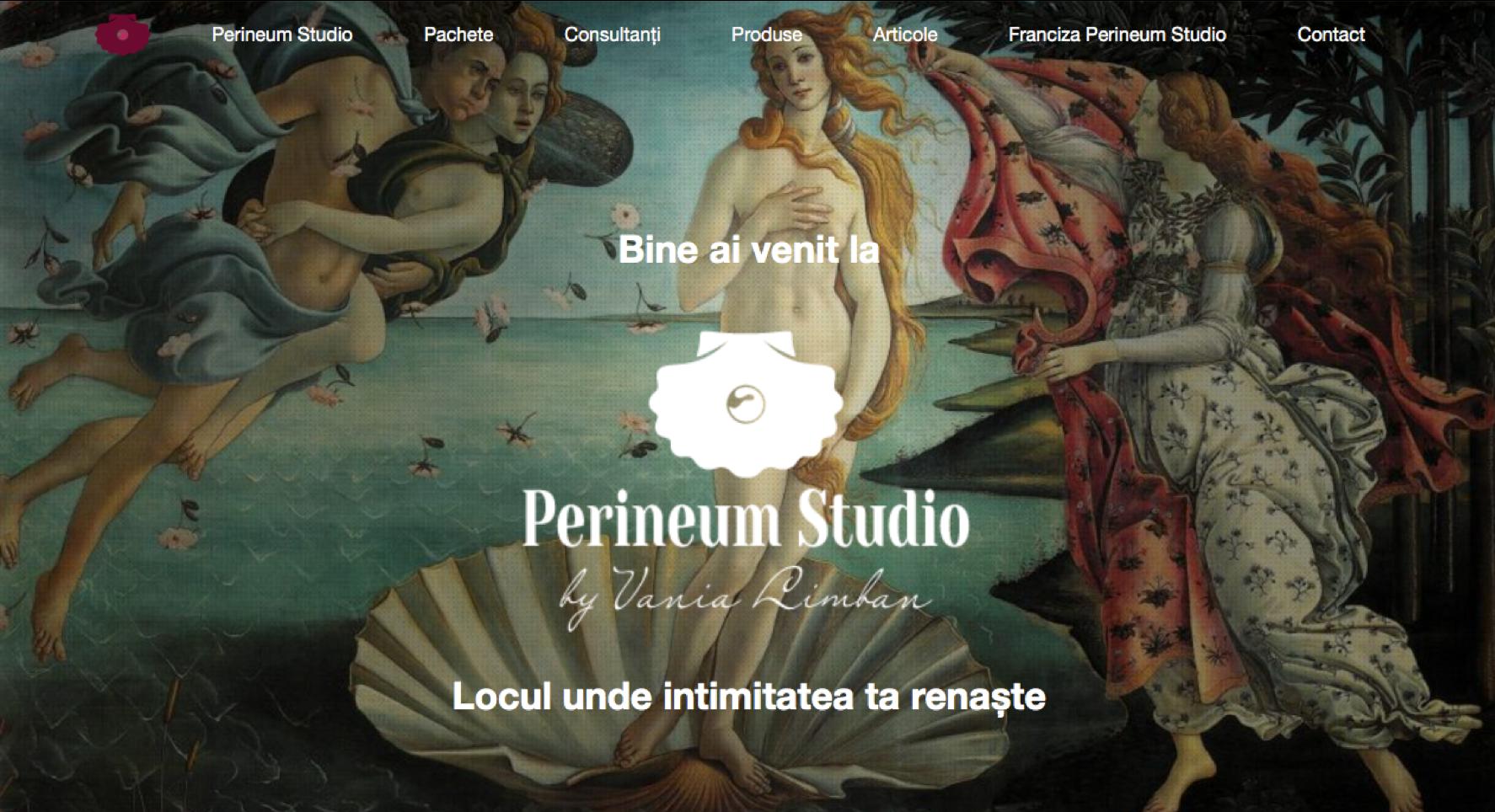 Consultanță și gimnastică perineală oferite de Perineum Studio & Club Elyde