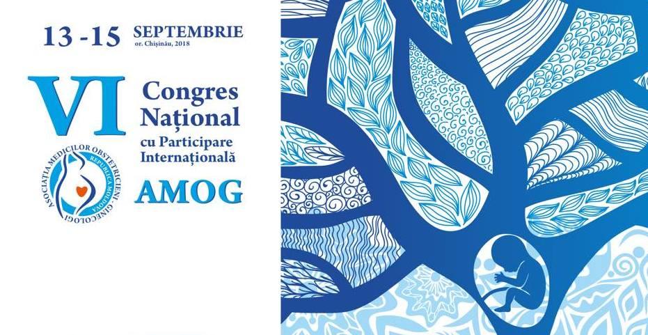 Mergem la Chișinău, la Congresul Național de Obstetrică și Ginecologie