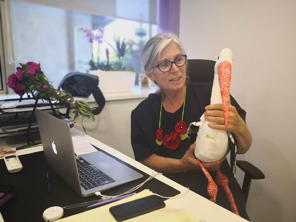 Ne mutăm online! Moașa Vania Limban vă așteaptă la consultații pentru gravide și mămici