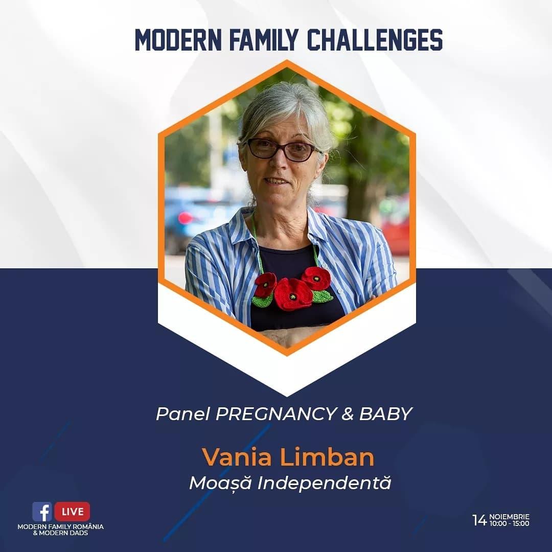 Vorbesc la Modern Family Challenges. Despre alăptare și alimentația copiilor în primele luni de viață
