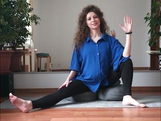 Terapia prin yoga în sarcina și după naștere