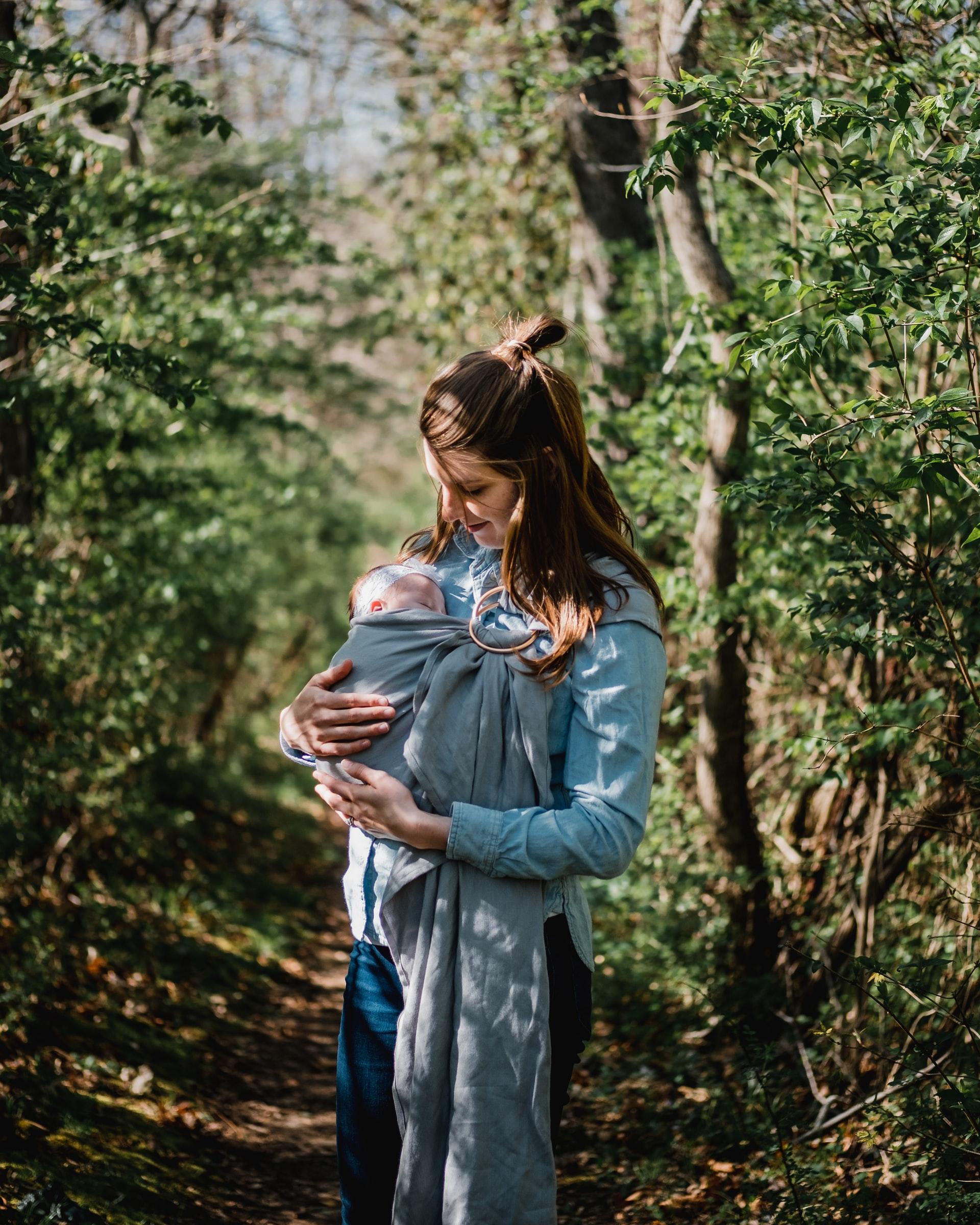 Perineul și purtarea  bebelușului